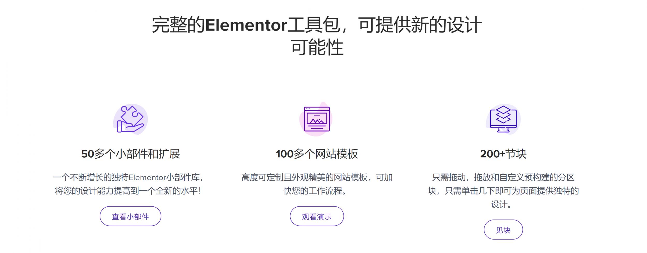 Ultimate Addons for elementor v1.26.0 专业破解+汉化版